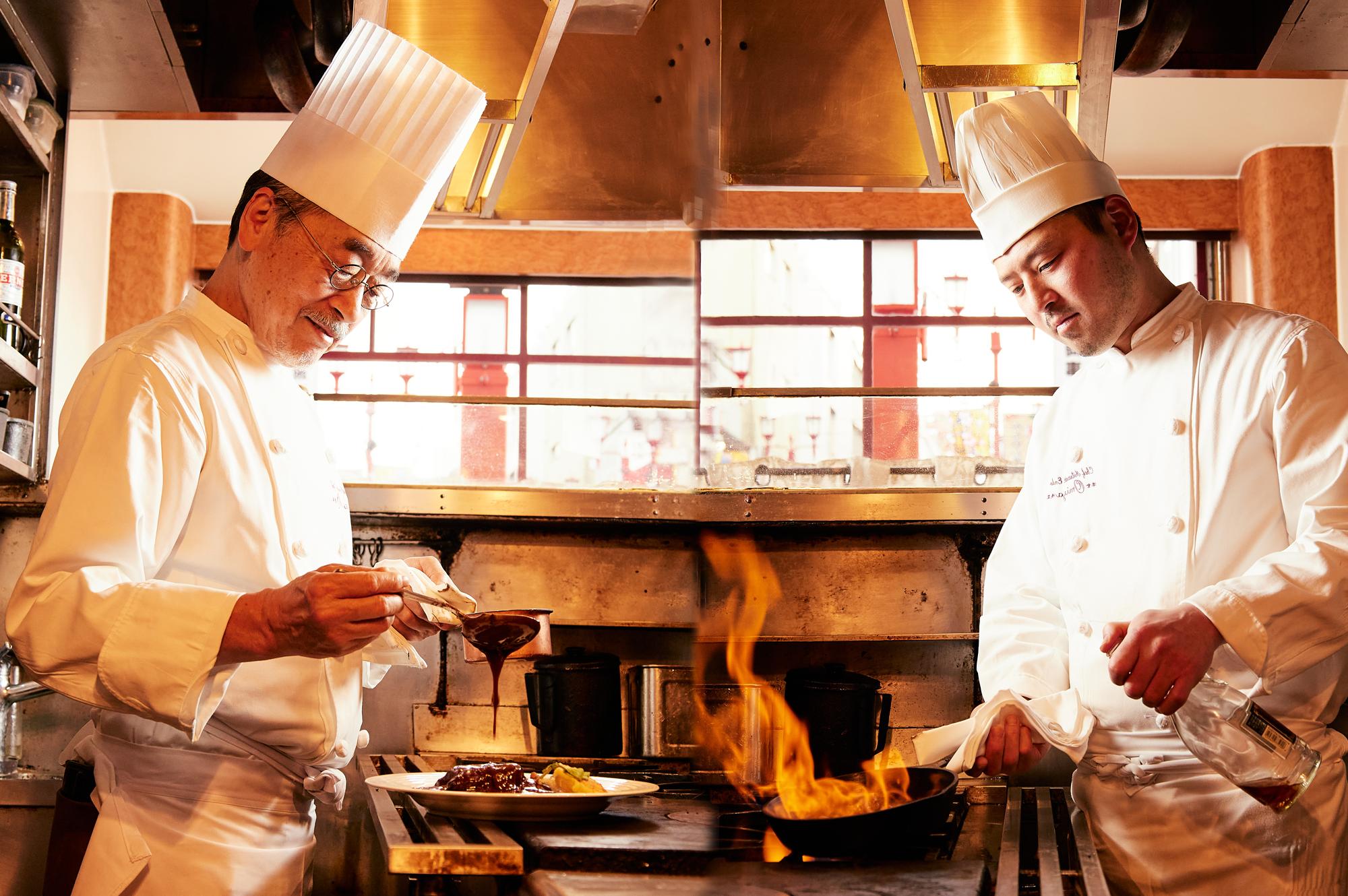 Restaurant Omiya